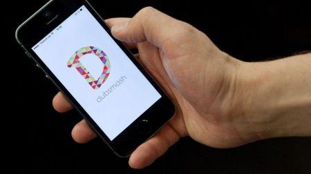 Die App Dubsmash hat sich innerhalb von nur einem Jahr 75 Millionen Mal verkauft (Quelle: dpa)