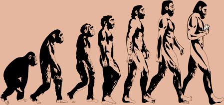 evolution of gamer